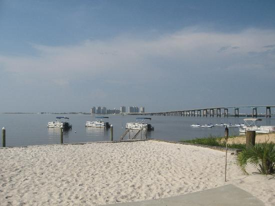 Best Western Navarre Waterfront Navaree Beach Bridge