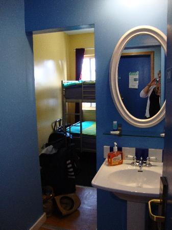 USA Hostels Hollywood: private room ensuite
