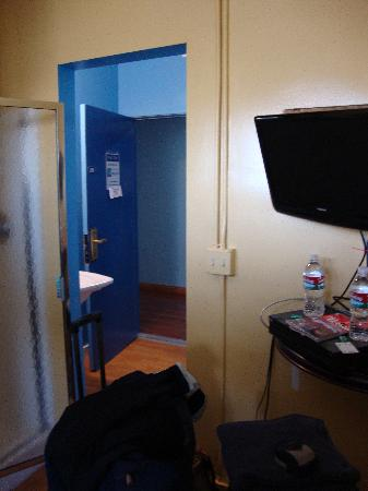 USA Hostels Hollywood: private room with ensuite