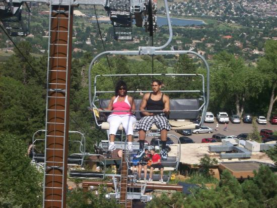 my mom from the tram picture of cheyenne mountain zoo colorado springs tripadvisor. Black Bedroom Furniture Sets. Home Design Ideas