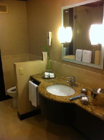 Sofitel Philadelphia Hotel: bathroom