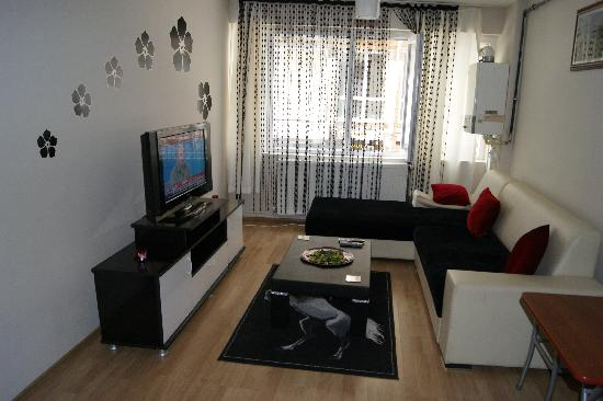 Sweet Home Istanbul: Living Room of 1st Floor