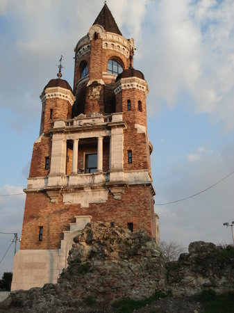 Tower of Sibinjanin Janko, Zemun, Serbia