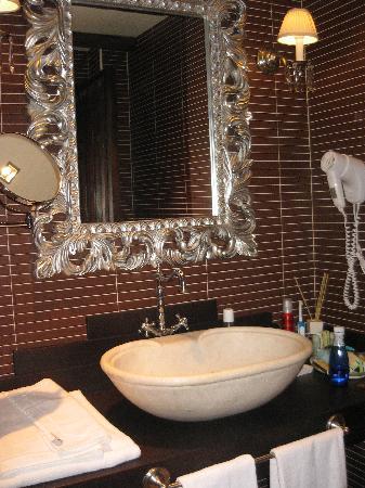 Hotel Rural Los Anades: baño