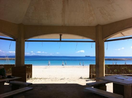 Οκινάβα, Ιαπωνία: la playa