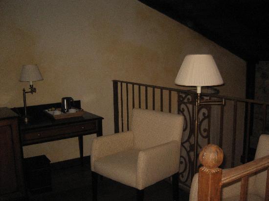 Hotel Rural Los Anades: zona de té