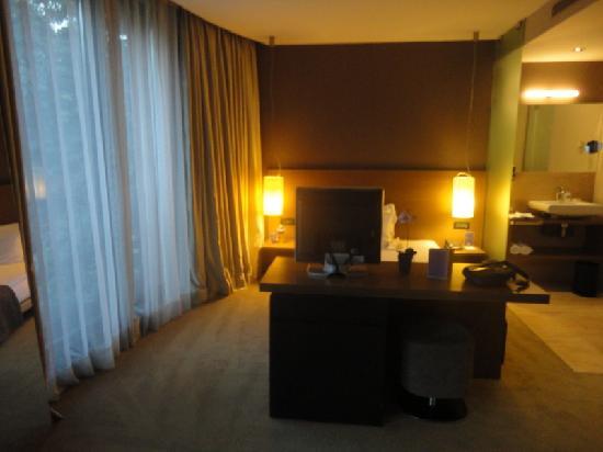 mOdus Hotel: la camera