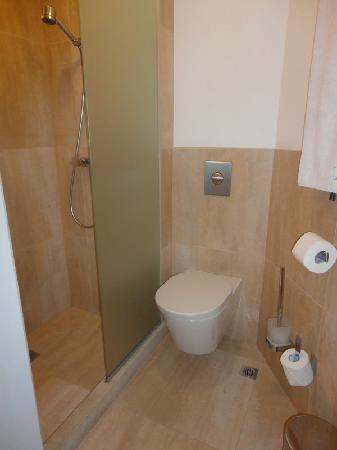 mOdus Hotel: particolare del bagno