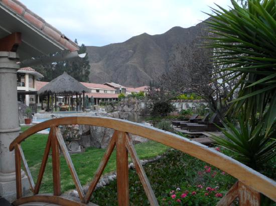 Aranwa Sacred Valley Hotel & Wellness: Grounds of Aranwa