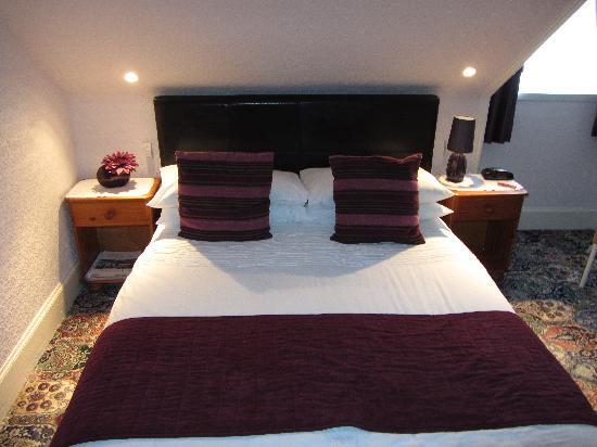 Ardconnel House B&B: La nostra camera. ( letto)