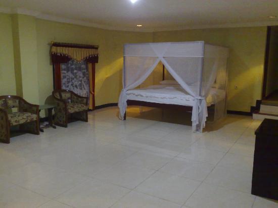 Flores Sare Hotel: room 101