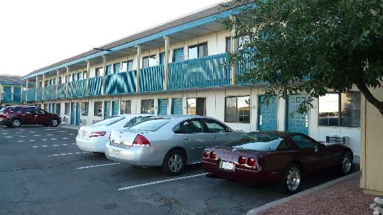Quality Inn - Flagstaff / East Lucky Lane: Main buildings