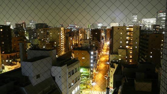 Hotel Mystays Asakusa-bashi: View