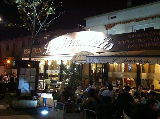 Restaurant L'Amadeus : amadeus