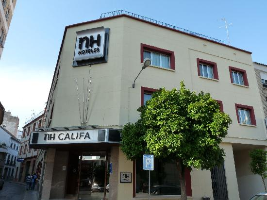 NH Córdoba Califa: Hotel entrance