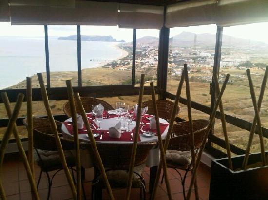 Panorama Restaurant: Vista panoramica