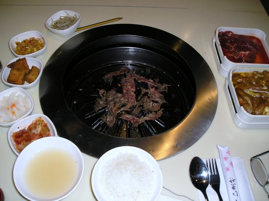 Korean bbq durham region