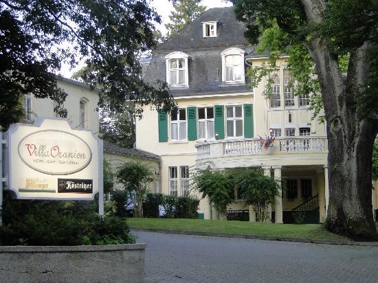 Diez, Germany: Hotel Oranien