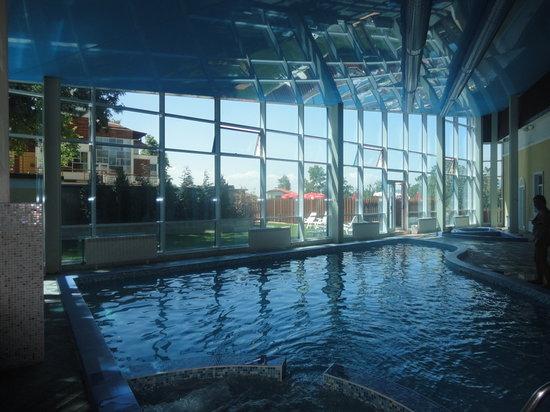 Sapareva Banya, Bulgarie: la piscina calda