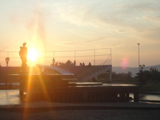 Sapareva Banya, Bulgarie: il geyser