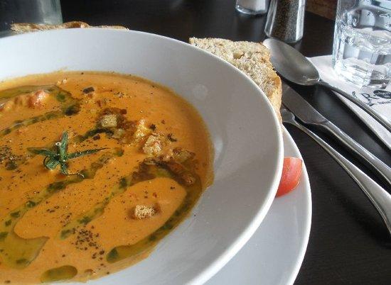 When In Rome: The simply divine tomato soup