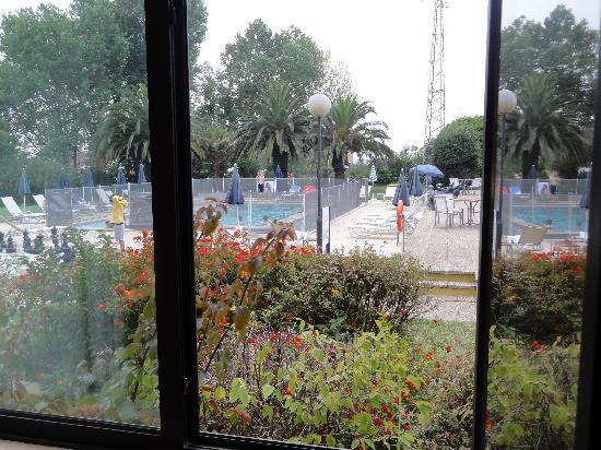 Novotel Porto Gaia: view from the room