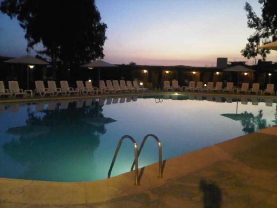 Casa Andina Classic - Chincha Sausal: nice pool area