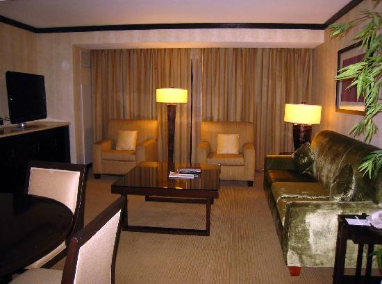 Coronado Suite View Picture Of Harrah S Resort Southern