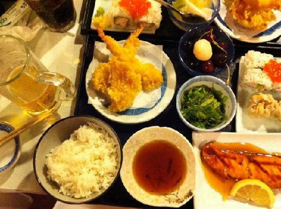 Goshi: meal