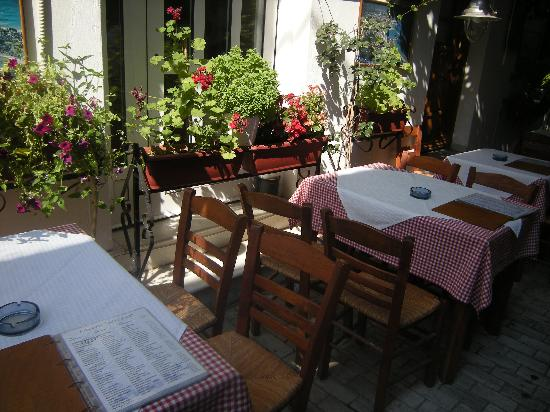 Thassos Town (Limenas), กรีซ: Cozy ambient