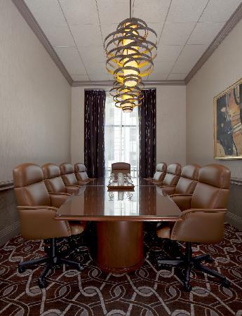 Westin Portland: Boardroom