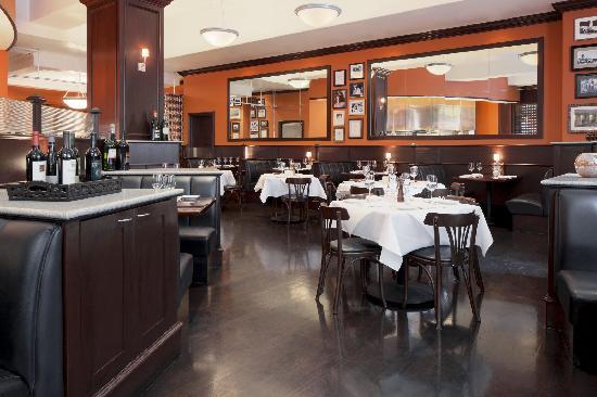 Westin Portland: Daily Grill Restaurant
