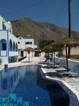 Villa Valvis: Pool