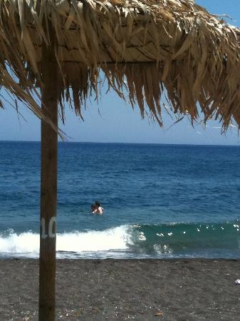 Villa Valvis: Beach