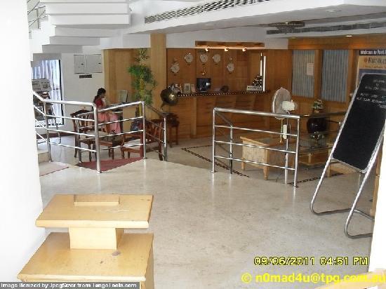 Hotel Fort Queen : Foyer