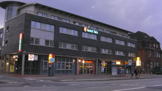 Ibis Luebeck City: the hotel