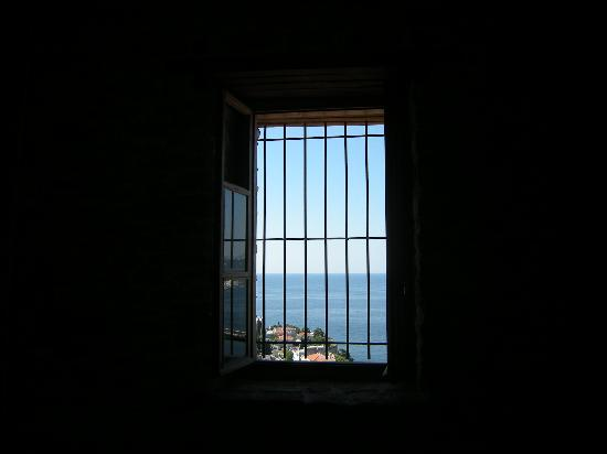 Kavala, Yunanistan: The view from the fortress