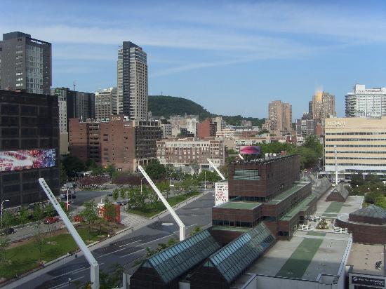 Hyatt Regency Montreal: Excelente vista
