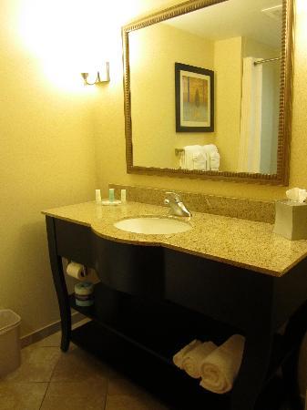 Comfort Suites Vero Beach : bathroom