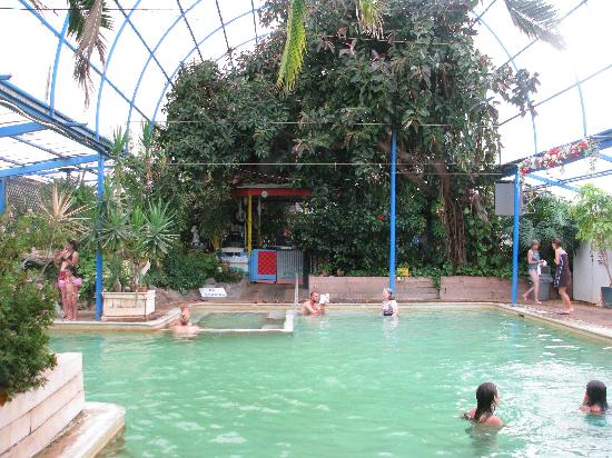 Indian Hot Springs The Pool At