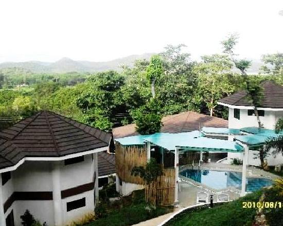 Top View of Coron Hilltop View Resort