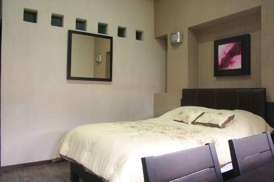 Terrasse Hotel: Habitacion Sencilla Matrimonial