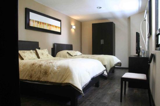 Terrasse Hotel: Habitacion Doble Matrimonial