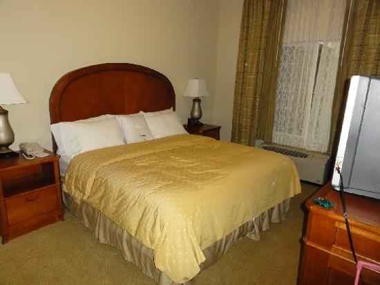 Homewood Suites by Hilton Denver West - Lakewood: King-sized bed.