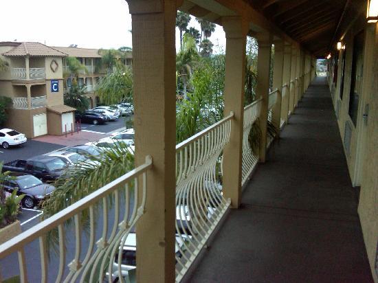 The Bathroom Is Clean And Modern Picture Of Wyndham Garden San Diego Near Seaworld San Diego