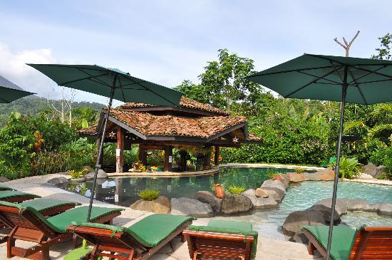 Hotel Mountain Paradise: Pool
