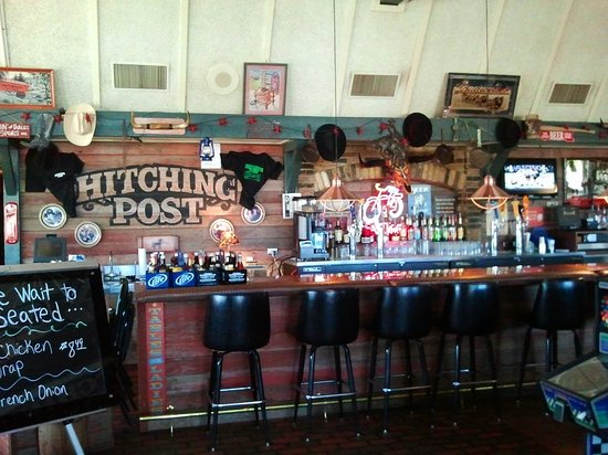 Hitching Post Restaurants: The Hitching Post, Marshall, MN