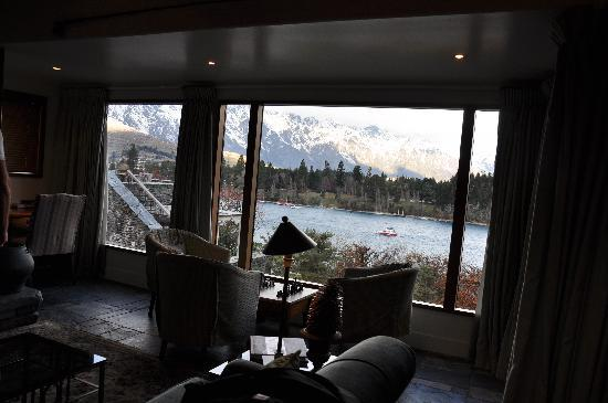 Brunswick In Queenstown: What a great view.