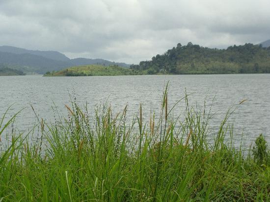 Kalpetta, India: Banasura Sagar Dam