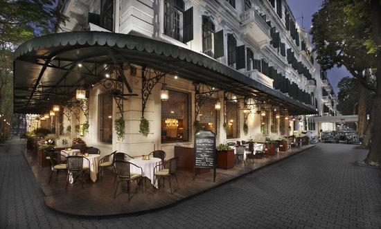 Sofitel Legend Metropole Hanoi: La Terrasse